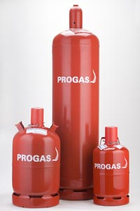 PROGAS-Flaschengas
